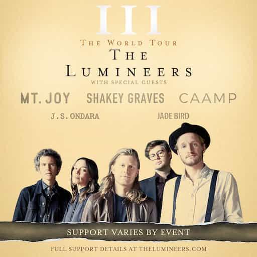 Lumineers-VIP