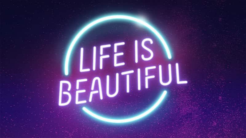 Life Is Beautiful Festival VIP